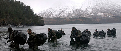 Navy Seals Adverse Training Conditions