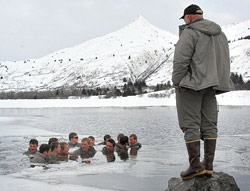 Navy Seal Artic Training